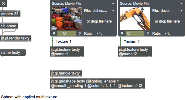 jit gl texture Object Reference - Max Documentation v7 3 5